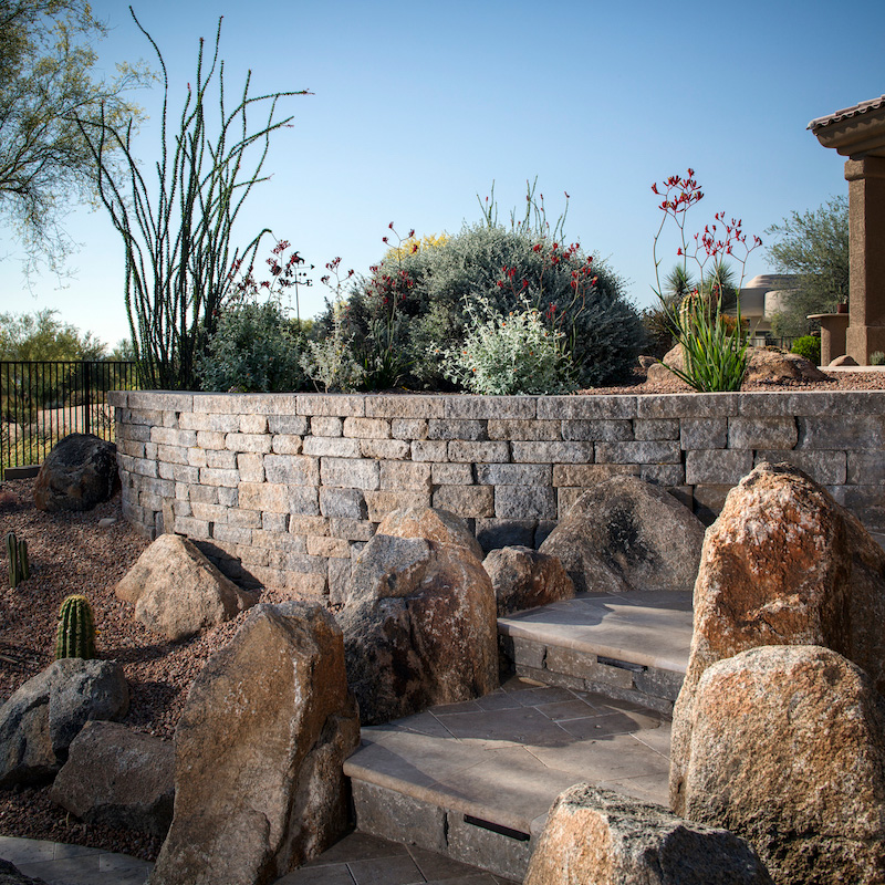 Pavers, Retaining Walls, Masonry Block - Superlite Block, a